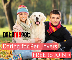 Dating for Pet Lovers - Free to join